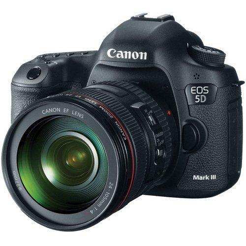 Canon EOS 5D Mark III 24-105