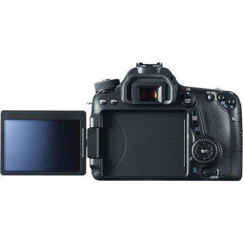 دوربین دیجیتال Canon EOS 70D with 18-135