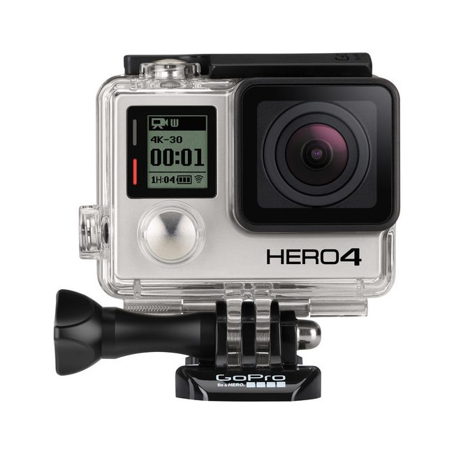 دوربین GoPro HERO4 Black Action Camera