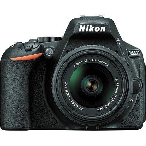 نیکون D5500 with 18-55mm Lens