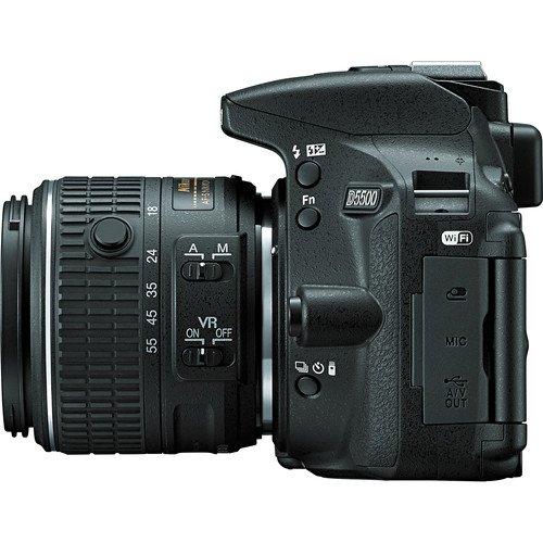 Nikon D5500 Kit 18-55 VR II