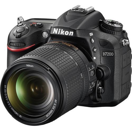 دوربین دیجیتال نیکون Nikon D7200