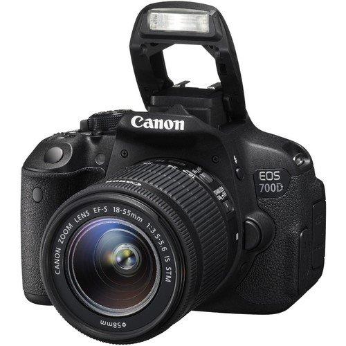دوربین دیجیتال Canon EOS 700D 18-55