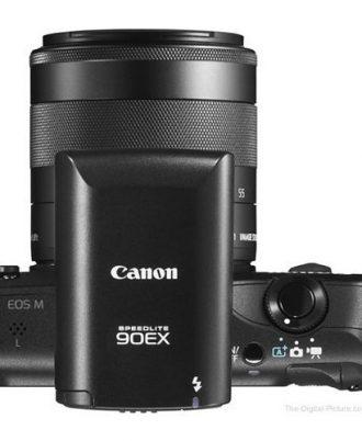 دوربین دیجیتال Canon EOS M with 18-55 STM