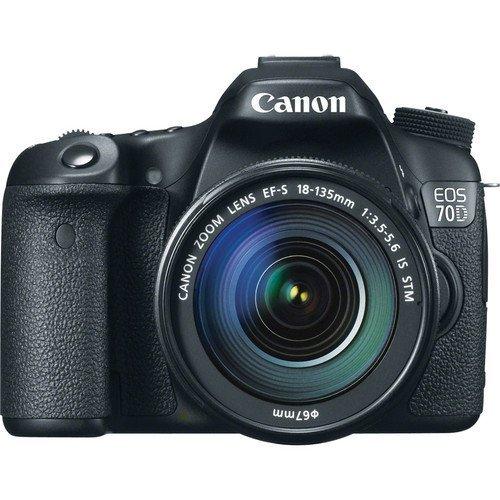 دوربین دیجیتال Canon EOS 70D with 18-200