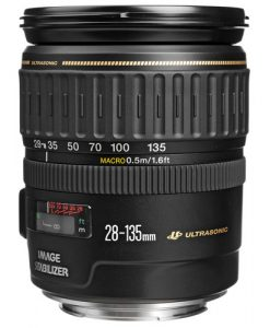 Canon EF 28-135mm f/3.5-5.6 IS USM Lens