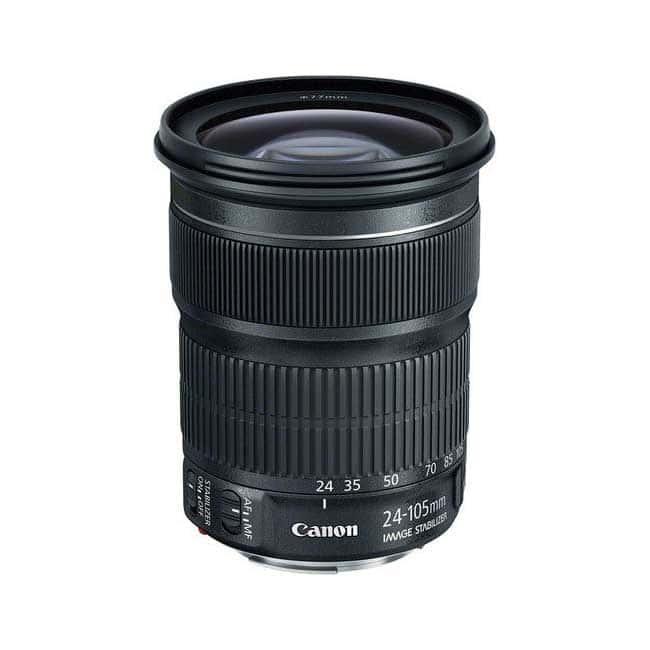 لنز کانن مدل Canon EF 24-105mm f/4 IS ll USM