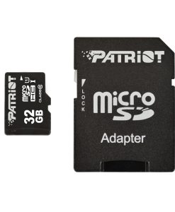 Patriot LX Series 32GB Class 10 microSDHC Flash Card
