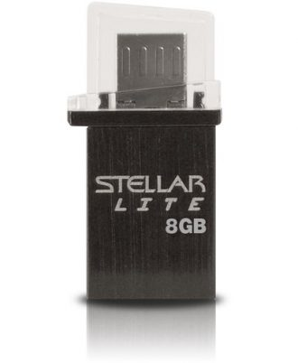 Patriot Stellar Lite 8GB USB OTG Flash Drive