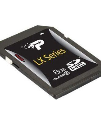 Patriot LX Series 8GB Class 10 SDHC Flash Card