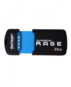 Patriot Supersonic Rage XT 64GB USB 3.0 Flash Drive