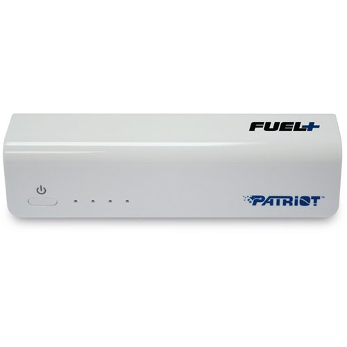 Patriot FUEL+ Mobile Rechargeable Battery 3000mAh