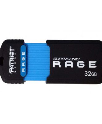 Patriot Supersonic Rage XT 32GB USB 3.0 Flash Drive