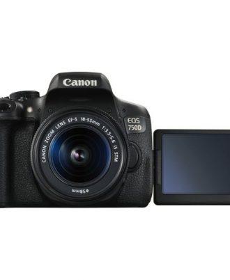دوربین دیجیتال کانن مدل Canon EOS 750D
