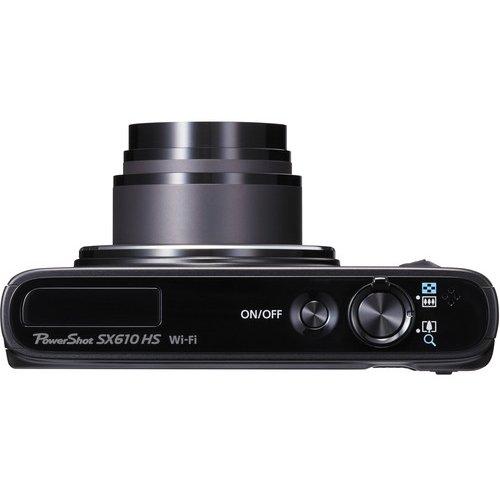 Canon PowerShot SX610 Japan