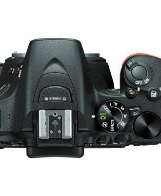 Nikon D5500 DSLR Camera with 18-140mm Lens