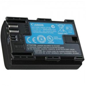 Canon LP-E6N Lithium-Ion Battery