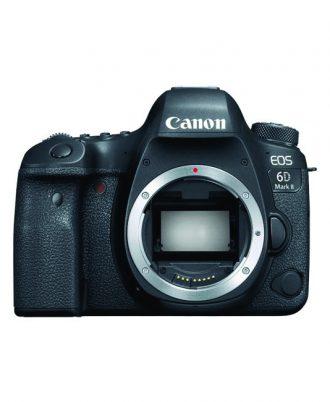 دوربین دیجیتال کانن 6D Mark II فقط بدنه
