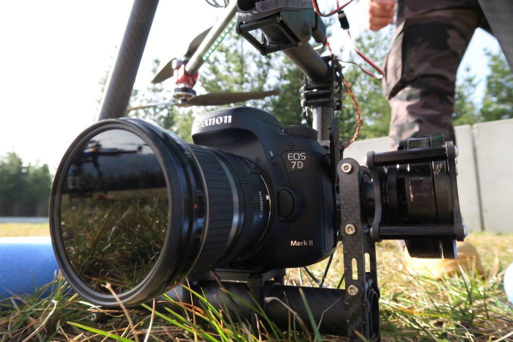 تصویربرداری Canon EOS 7D Mark II