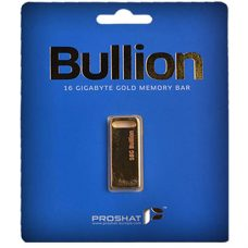 Proshat 16GB Bullion USB Flash Memory