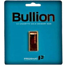 Proshat 32GB Bullion USB Flash Memory