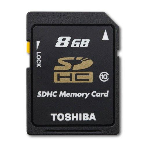 توشیبا 8GB UHS-I SDHC Memory Card Class 10