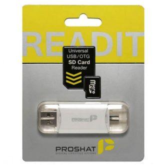 Proshat Read IT USB2.0 OTG CardReader