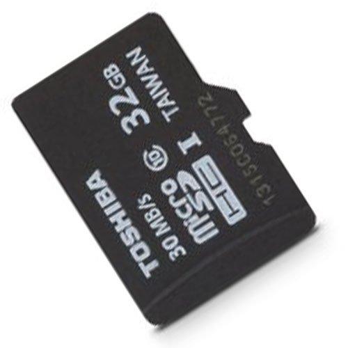 Toshiba Micro 32GB Secure Digital Micro SD Class 10 UHS-I Memory Card