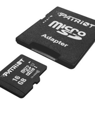Patriot LX Series 16GB High Speed Micro SDHC - Class 10
