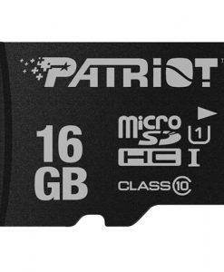 Patriot LX Series 16GB High Speed Micro SDHC - Class 10