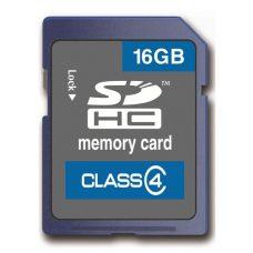 Toshiba 16GB SDHC Memory Card Class 4