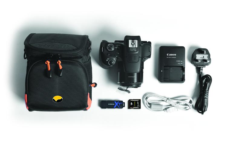 VC7 VC7 Compact Camera Bag
