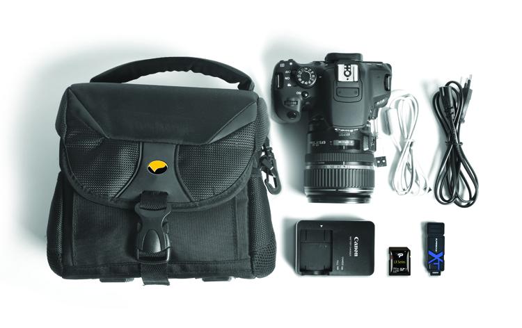کیف دوربین DSLR VD10