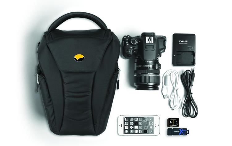 کیف دوربین DSLR VD20 L