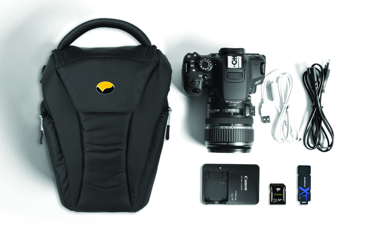 کیف دوربین DSLR VD20 M