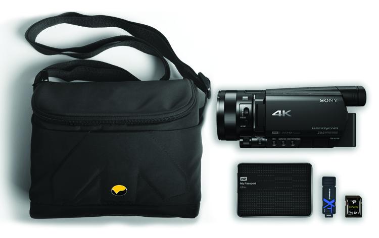 کیف دوربین DSLR VD35