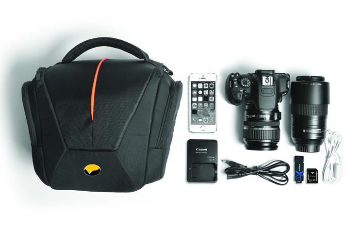 کیف دوربین DSLR VD40