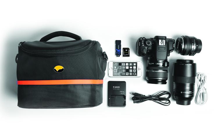 کیف دوربین DSLR VD50