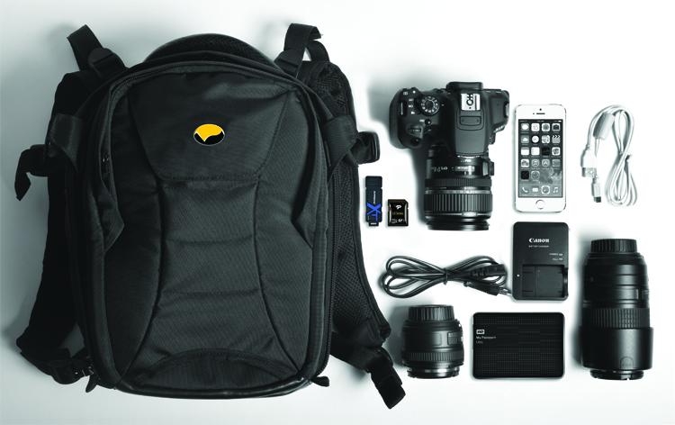 کیف دوربین VD60 DSLR Camera Bag