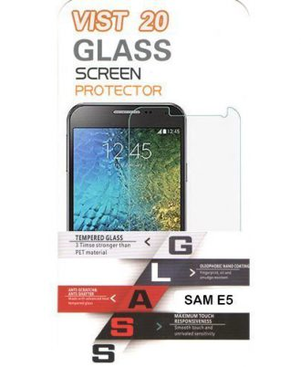 Glass Screen Protector for SAMSUNG E5