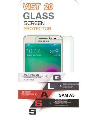 Glass Screen Protector for SAMSUNG A3