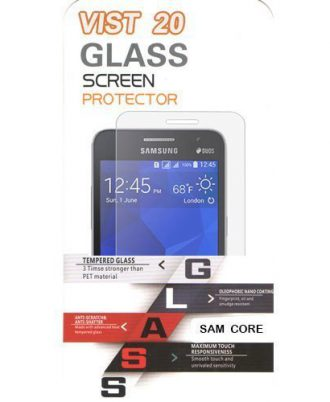Glass Screen Protector for SAMSUNG CORE