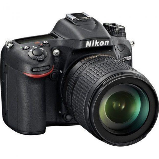 Nikon D7100 With 18-105mm Lens