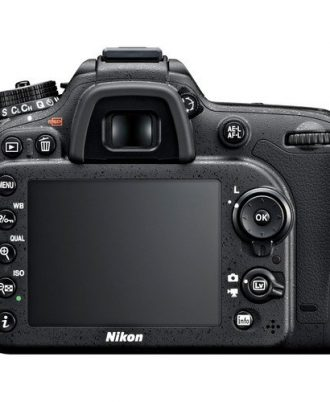 Nikon D7100 With 18-105mm Lens