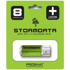 Proshat Stormdata USB 2.0 Flash Memory 8GB