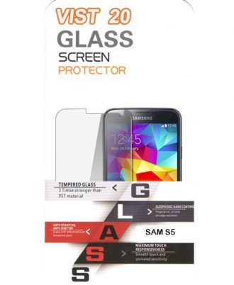 Glass Screen Protector for SAMSUNG S5