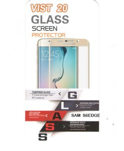 Glass Screen Protector for SAMSUNG S6 EDGE