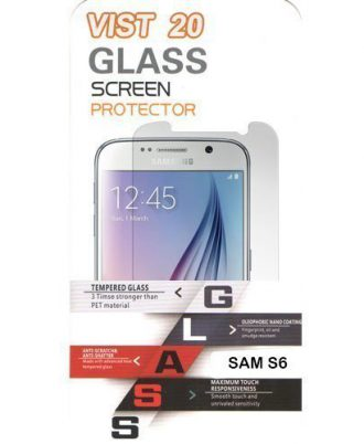 Glass Screen Protector for SAMSUNG S6