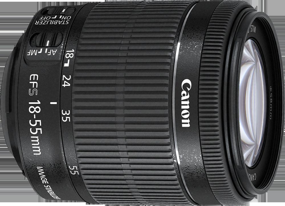 لنز دوربین 18-55 IS