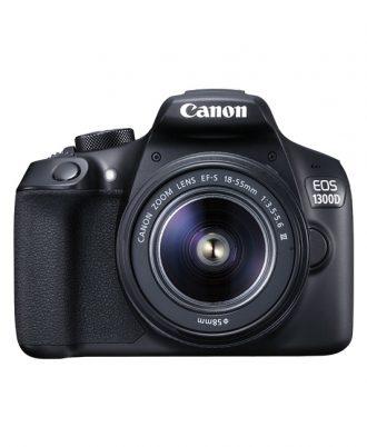 دوربین دیجیتال کانن Canon 1300D با لنز 18-55 و 55-250